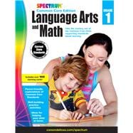 Spectrum Language Arts and Math, Grade 1: Common Core Editio