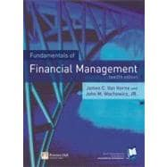 Van Horne:Fundamentals of Financial Management