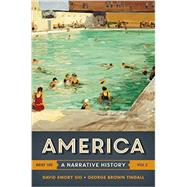 America + with Ebook and InQuizitive Volume 2