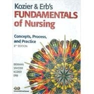 Kozier Fundamentals of Nursing w/DVD PKG