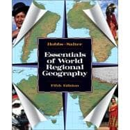 Essentials of World Regional Geography (with Access Code Card)