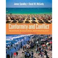 Conformity and Conflict Readings in Cultural Anthropology Plus MyAnthroLab with eText -- Access Card Package