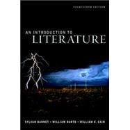 Introduction to Literature : Fiction, Poetry, and Drama