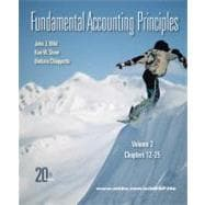 Fundamental Accounting Principles Vol 2 with Connect Plus