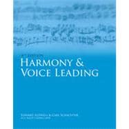 Harmony and Voice Leading, 4th Edition