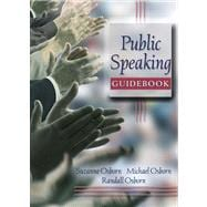 Public Speaking Guidebook Value Package (includes MySpeechLab CourseCompass with E-Book Student Access  )