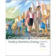 Consumer Behavior: Building Marketing Strategy Book Only
