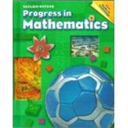 Progress in Mathematics Student Edition: Grade 3