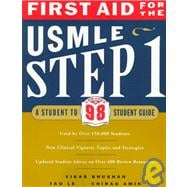 First Aid USMLE Step 1, 1998 Edition