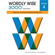 Wordly Wise 3000: Student Book 4