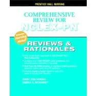 Prentice Hall's Reviews & Rationales Comprehensive NCLEX-PN Review