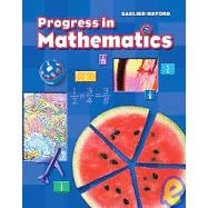 Progress in Mathematics Student Edition: Grade 5