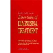 Pocket Guide to the Essentials of Diagnosis & Treatment: A Lange Medical Book