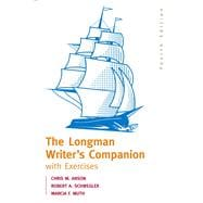 Longman Writer's Companion with Exercises  Value Package (includes What Every Student Should Know About Practicing Peer Review)