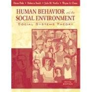 Human Behavior And The Social Environment: Social Systems Theory