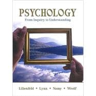 MyPsychLab Pegasus with E-Book Student Access Code Card for Psychology: From Inquiry to Understanding (standalone)