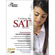 Cracking the SAT with DVD, 2008 Edition