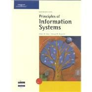 Principles of Information Systems: A Managerial Approach (Book with CD-ROM)