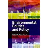 Environmental Politics & Policy