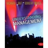 Understanding Management, 7th Edition