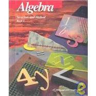 Algebra: Structure and Method : Pupil's Edition (c)1994