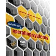 Understanding Operating Systems, 6th Edition