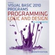 Microsoft Visual Basic 2010 Programs to Accompany Programming Logic and Design