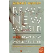 Brave New World and Brave New World Revisited 9780060776091R