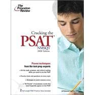 Cracking the PSAT/NMSQT, 2008 Edition
