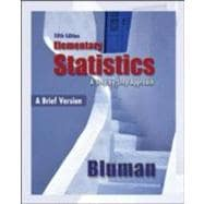 Elementary Statistics: A Brief Version : A Brief Version