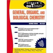 Shaum's Outline of Theory and Problems of General, Organic, and Biological Chemistry