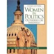 Women in Politics : Outsiders or Insiders?