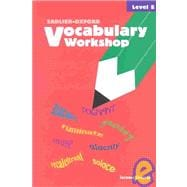 Vocabulary Workshop : Level E