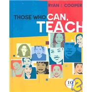Those Who Can, Teach, Custom Publication