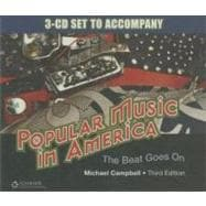 3-CD Set for Campbell�s Popular Music in America: And The Beat Goes On, 3rd