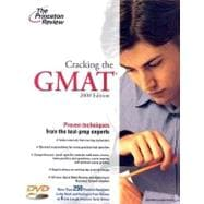 Cracking the GMAT with DVD, 2008 Edition