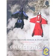 Student Solutions Manual with Study Guide, Volume 1 for Serway/Faughn/Vuille's College Physics, 8th