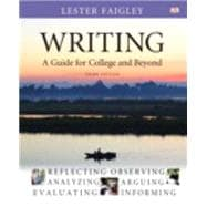 Writing A Guide for College and Beyond with MyWritingLab with eText -- Access Card Package