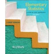 Elementary Statistics: A Brief Version, 6th Edition