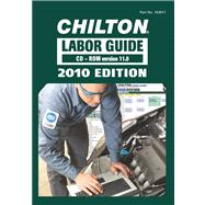 Chilton Labor Guide, 2010 Edition: CD-ROM