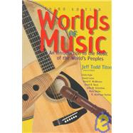 Worlds of Music : An Introduction to the Music of the World's Peoples