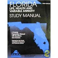 FLA. Life, Health, & Variable Annunity Study Manual(22nd ed.)