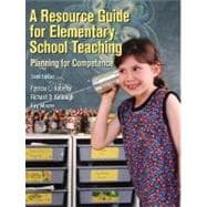 Resource Guide for Elementary School Teaching, A