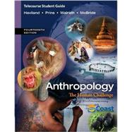 Telecourse Study Guide for Haviland/Prins/Walrath/McBride's Anthropology: The Human Challenge, 14th