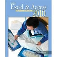 Using Excel & Access for Accounting 2010, 3rd Edition