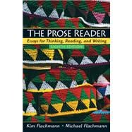 Prose Reader: Essays for Thinking, Reading and Writing Value Package (includes MyWritingLab Student Access )