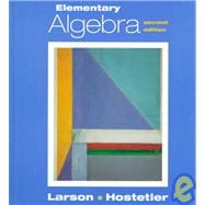 Elementary Algebra, Second Edition