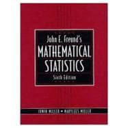 John E. Freund's Mathematical Statistics