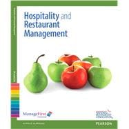 ManageFirst Hospitality and Restaurant Management with Answer Sheet