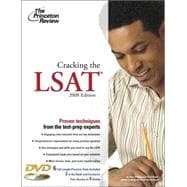 Cracking the LSAT with DVD, 2008 Edition
